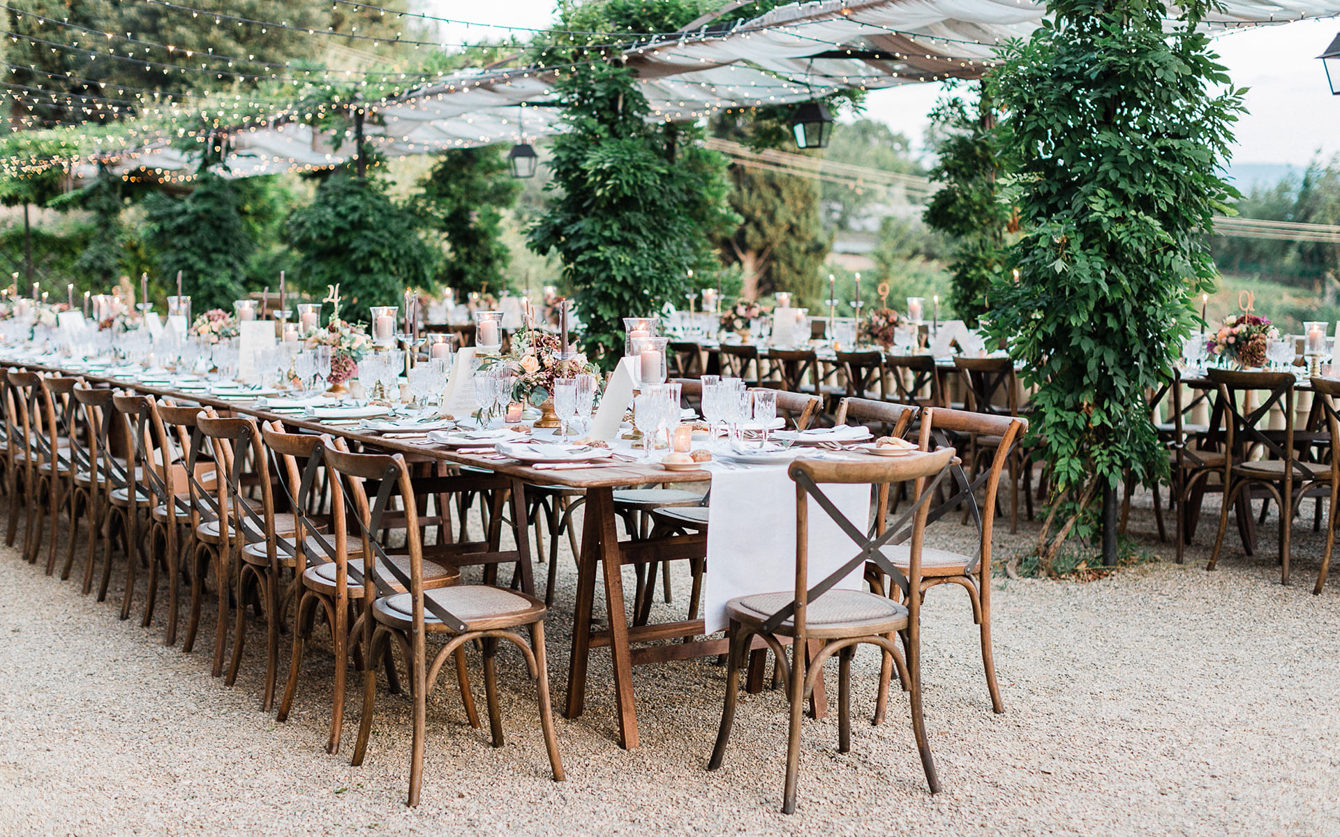 Exclusive Wedding Planner In Tuscany