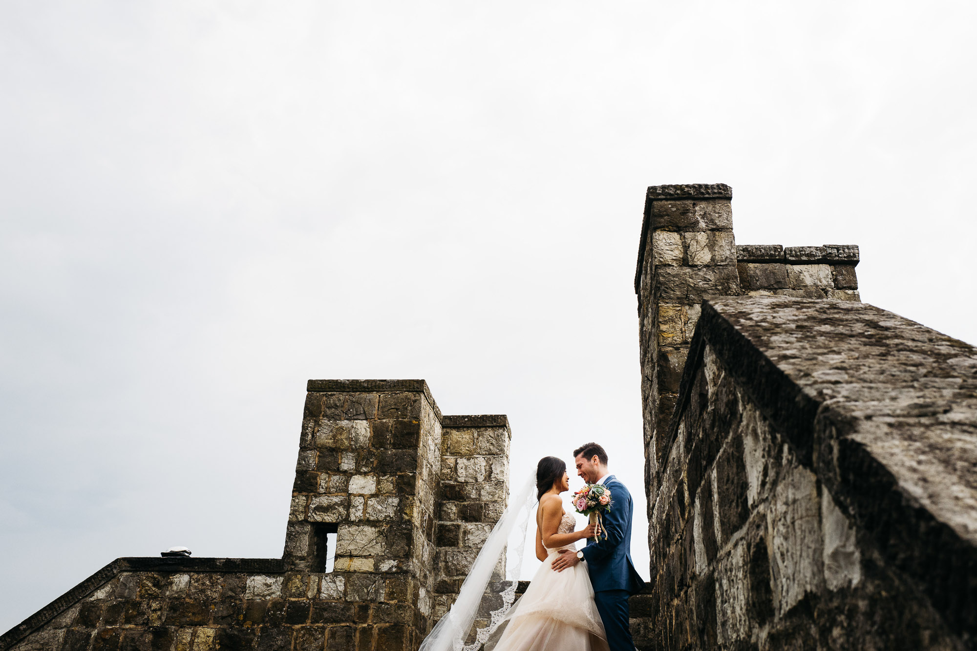 Alex + Julia Wedding Vincigliata Castle 47