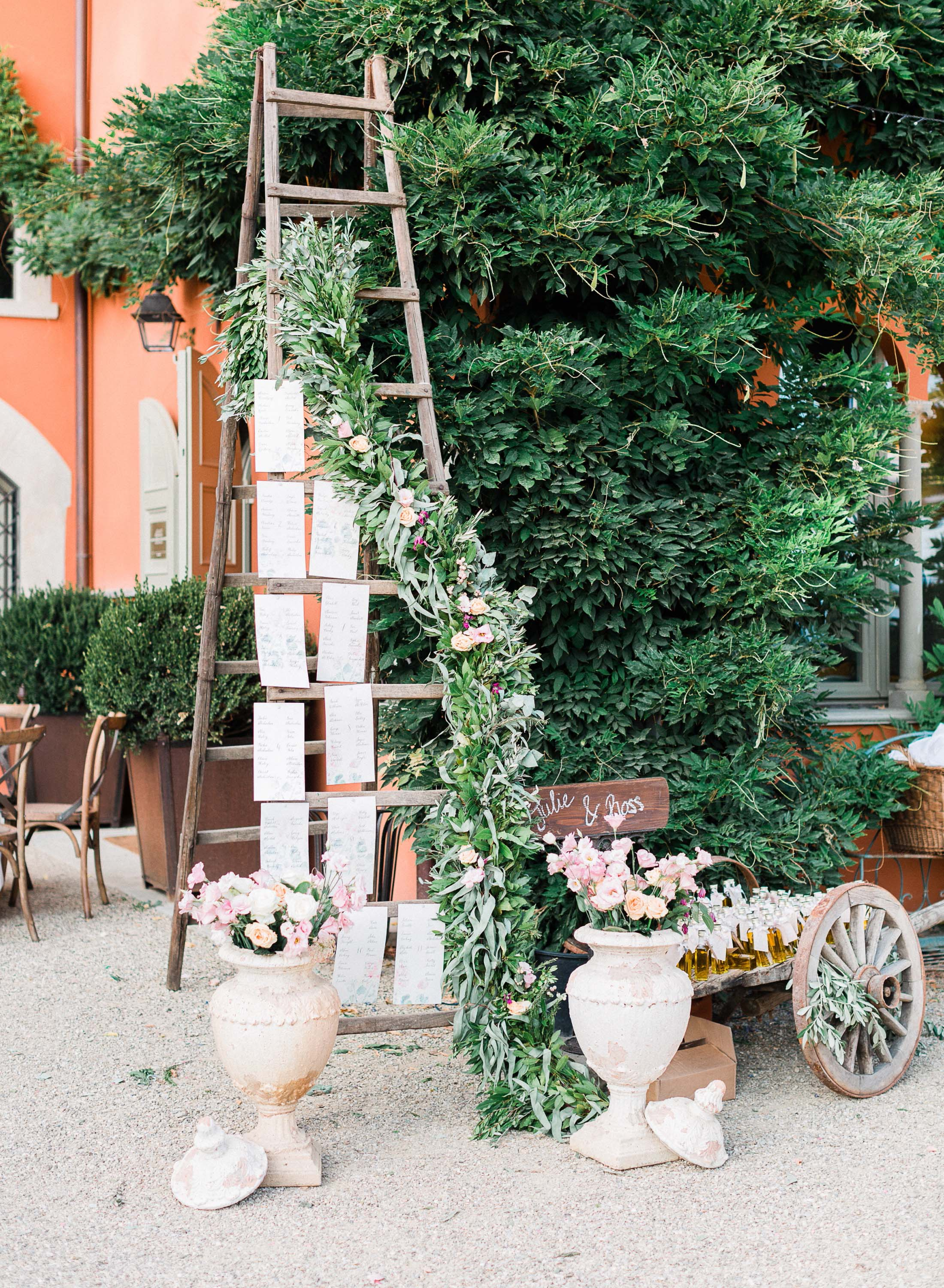 Villa Le Fontanelle Tuscany Wedding Julie&Ross-645