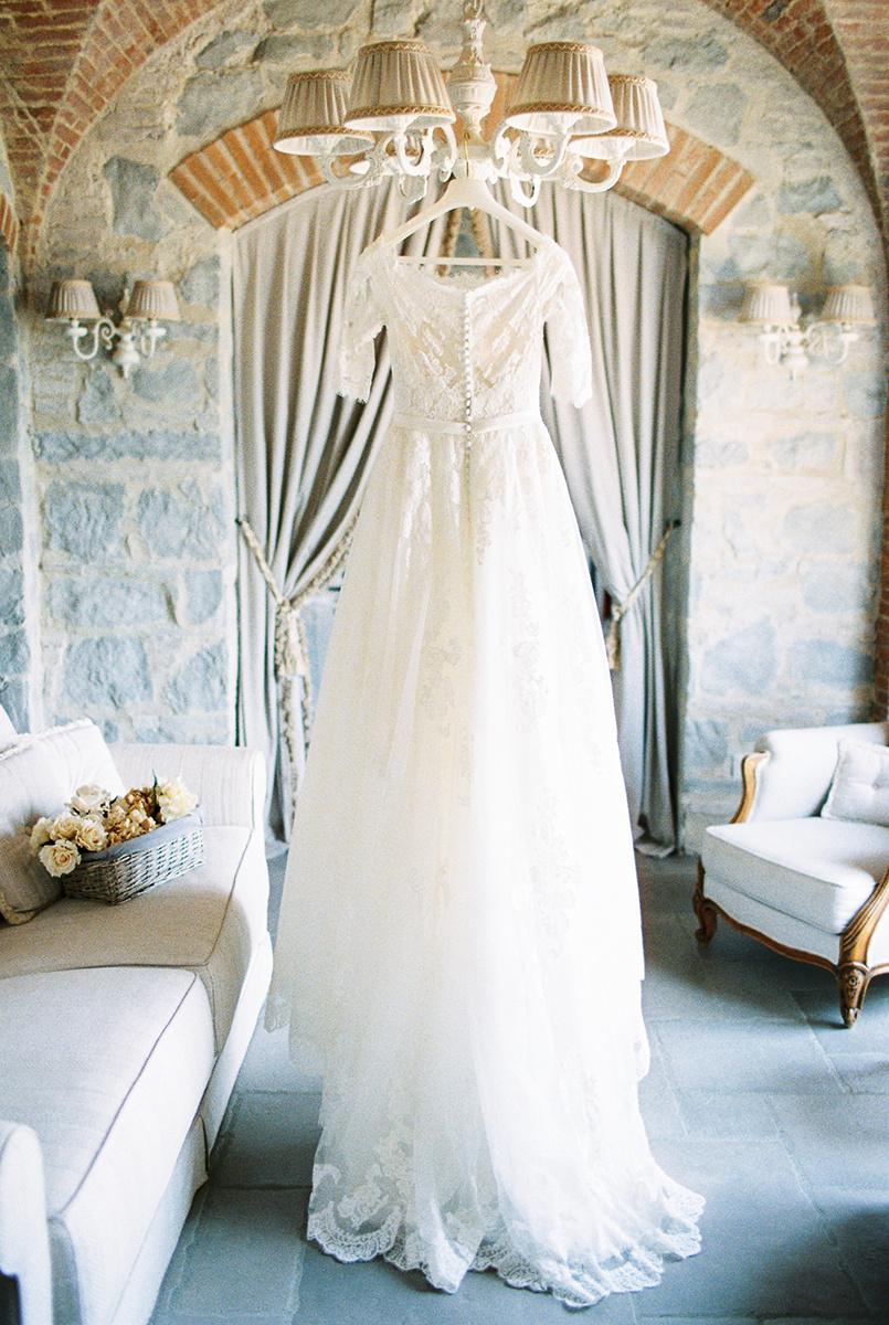 Villa Le Fontanelle Tuscany Wedding Jane _ Jason-101