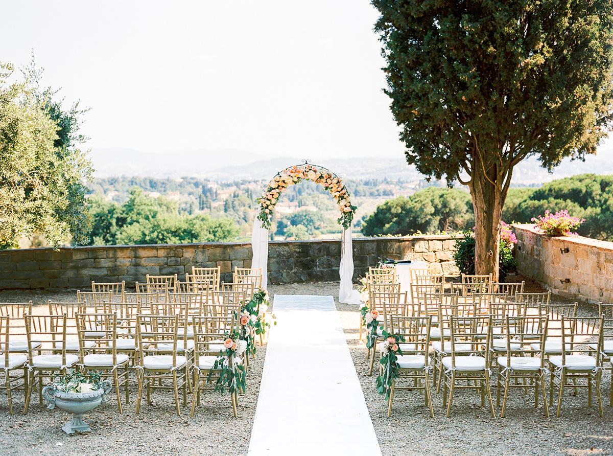 Villa Le Fontanelle Tuscany Wedding Jane _ Jason-192