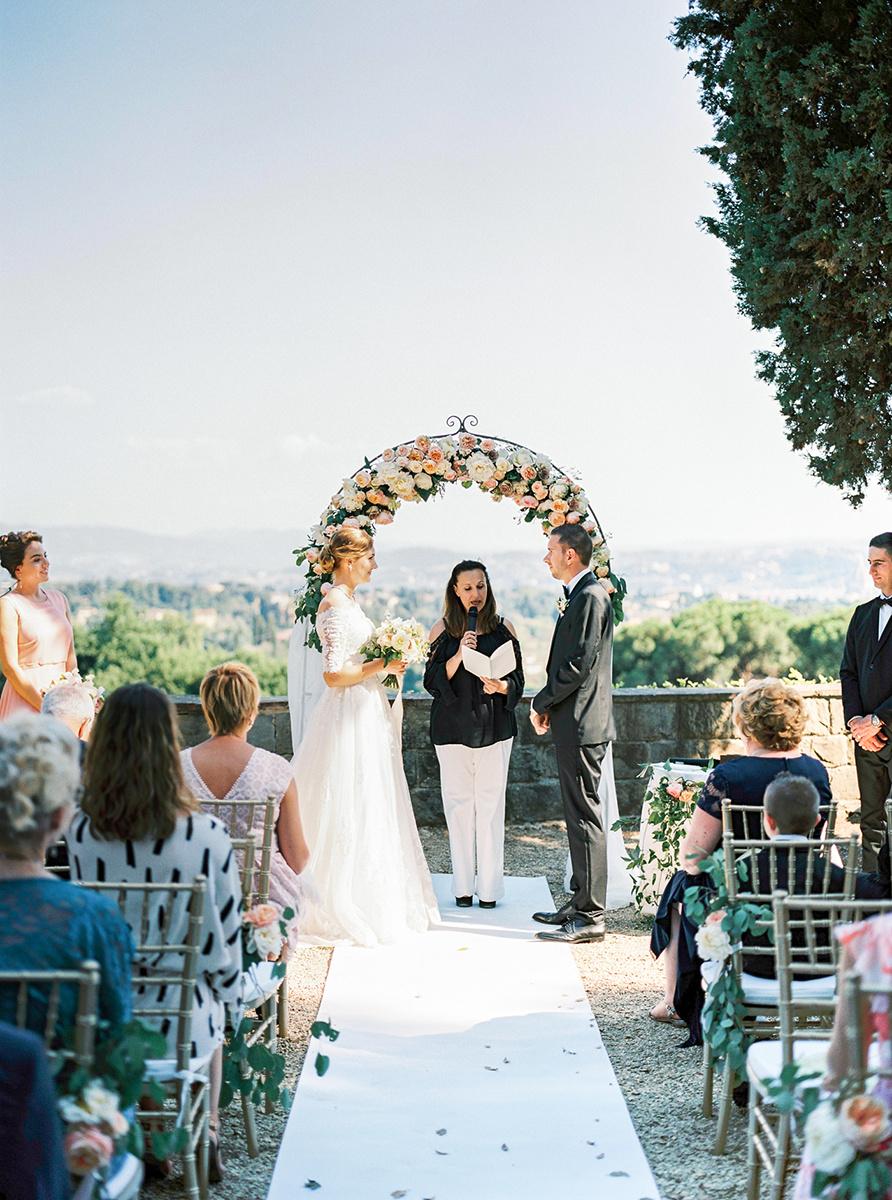 Villa Le Fontanelle Tuscany Wedding Jane _ Jason-256