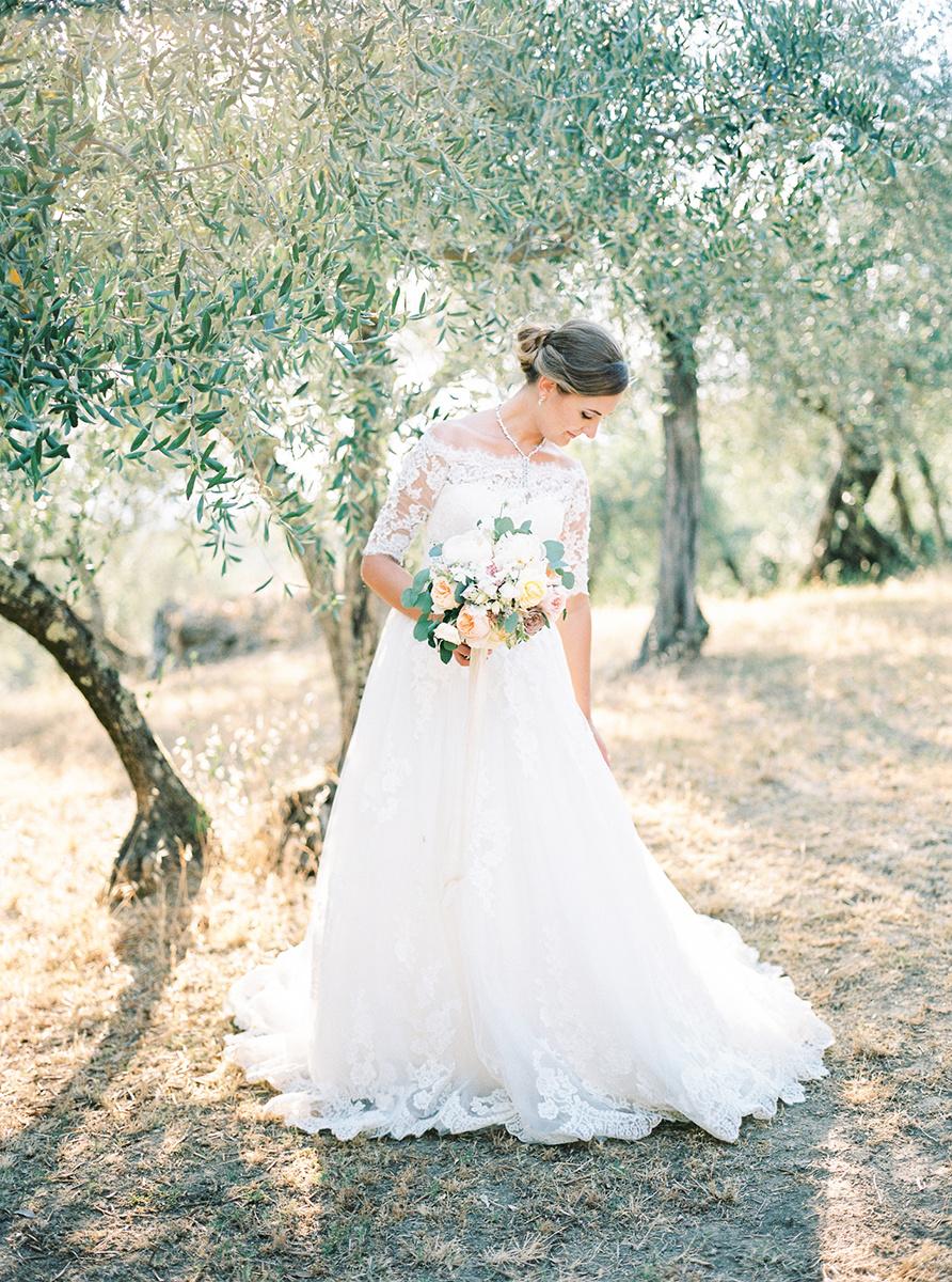 Villa Le Fontanelle Tuscany Wedding Jane _ Jason-499