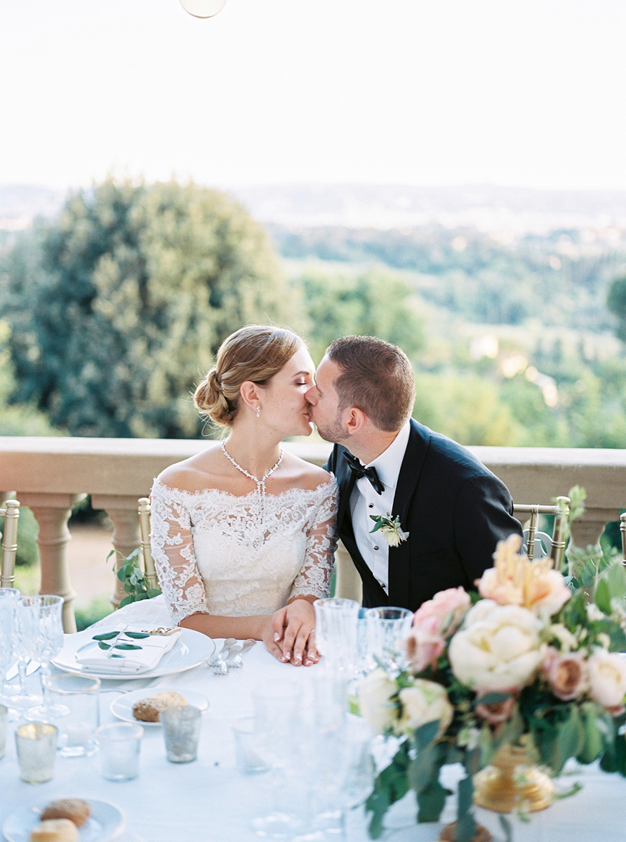 Villa Le Fontanelle Tuscany Wedding Jane _ Jason-576