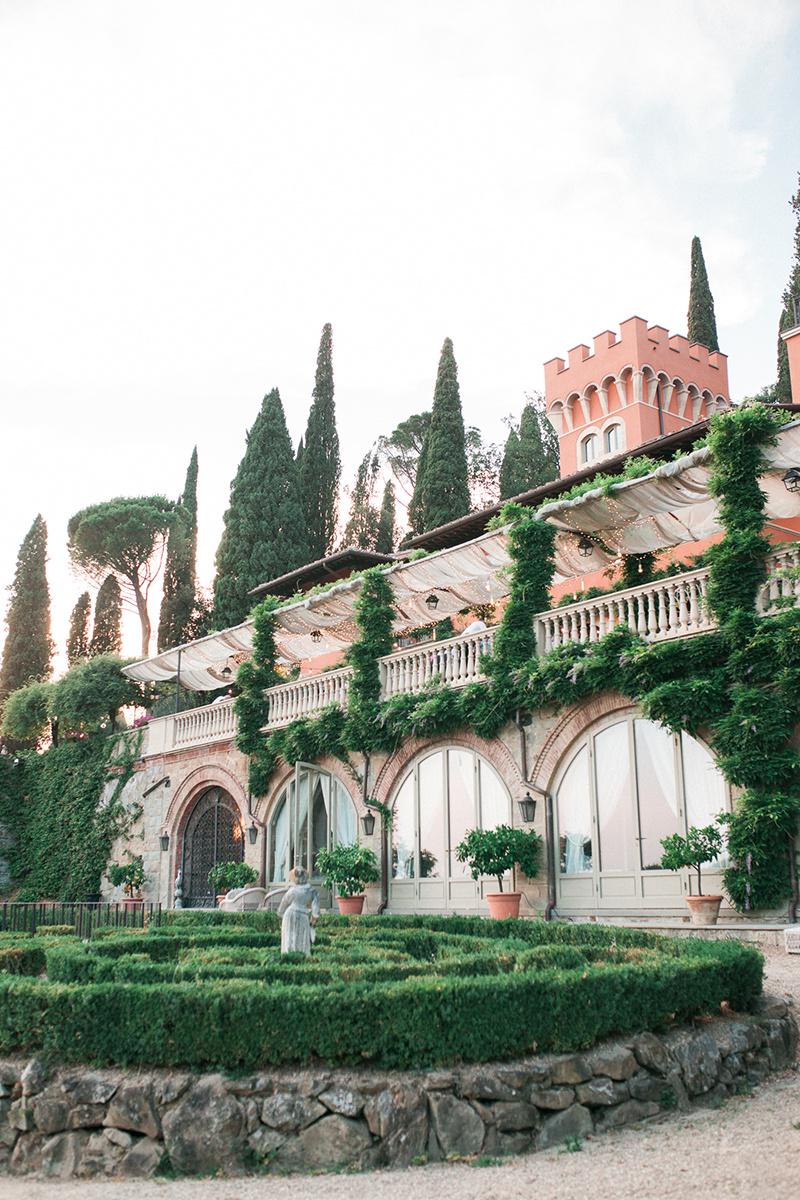 Villa Le Fontanelle Tuscany Wedding Jane _ Jason-644