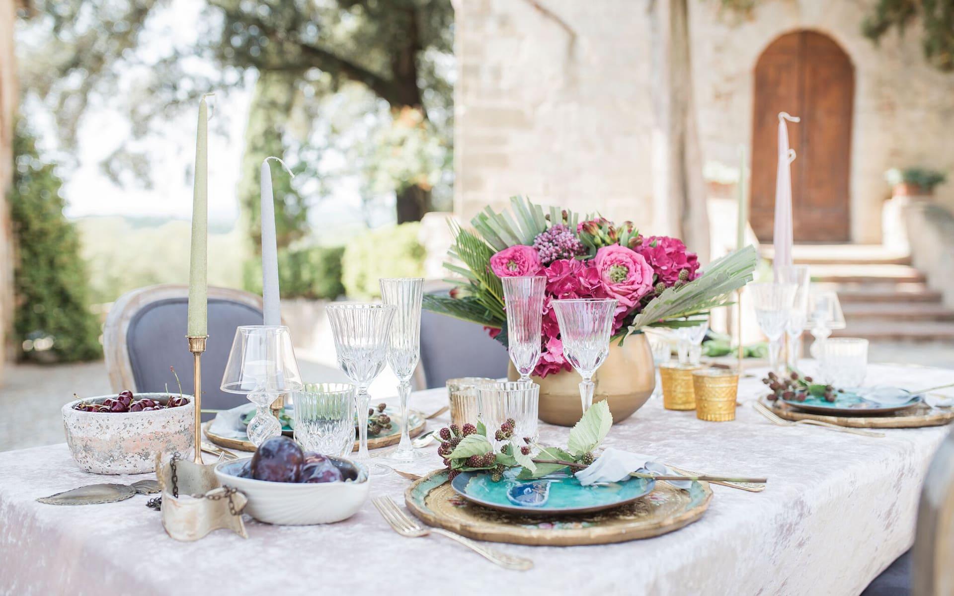 14-piatto turchese