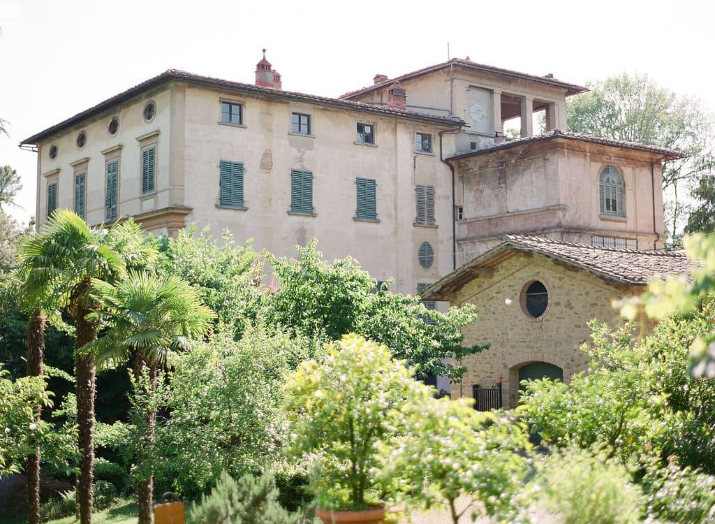 Italian Renaissance Wedding villa