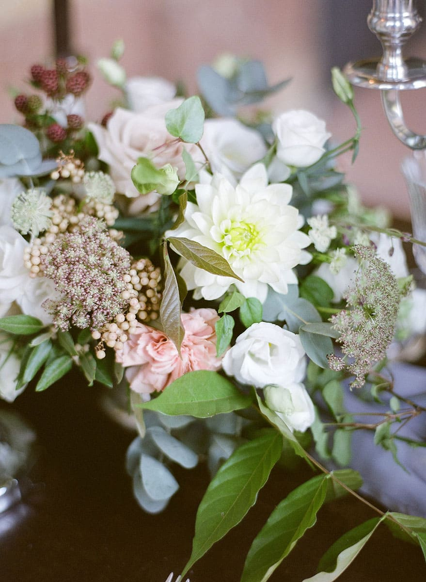 Italian Renaissance Wedding flowers