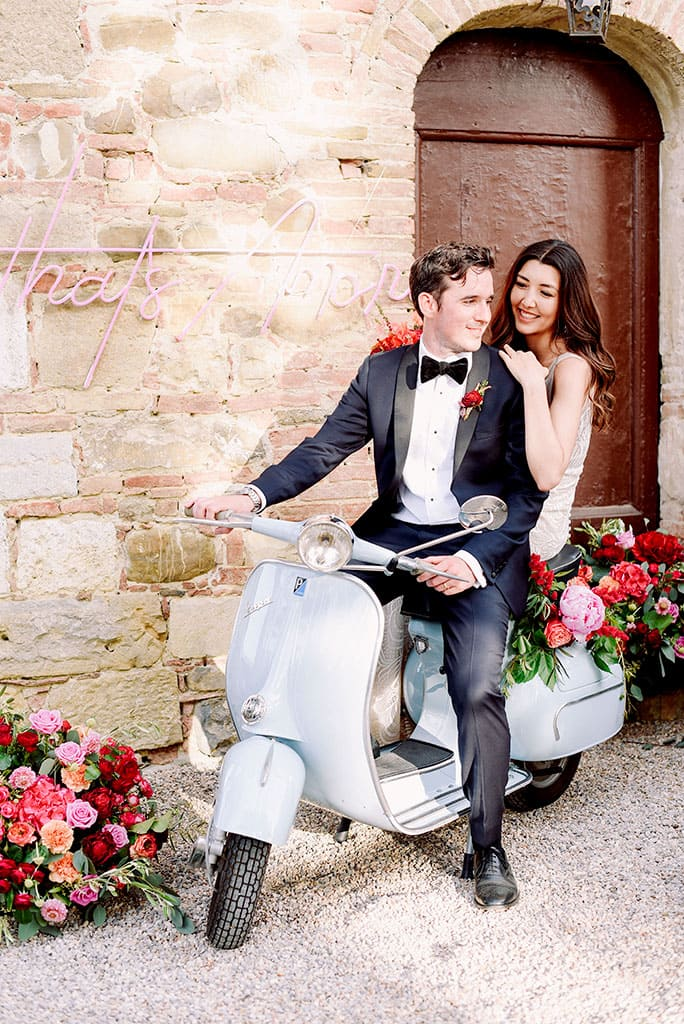 italian-wedding-vespa